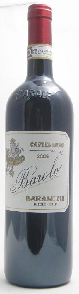 Barale Barolo Castellero Italian red wine