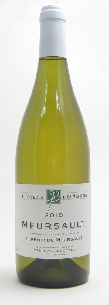 Closerie Des Alisiers Meursault French white wine