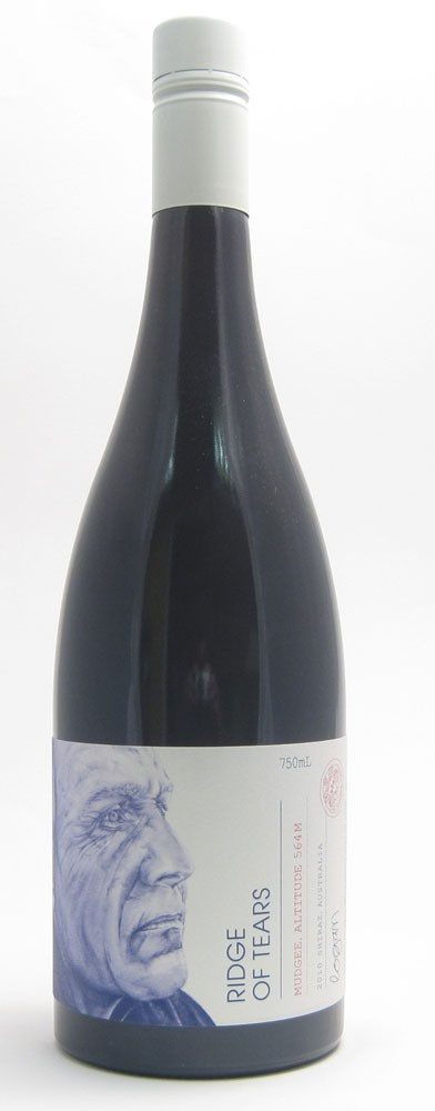 Ridge Of Tears Mudgee Shiraz Australian red wine