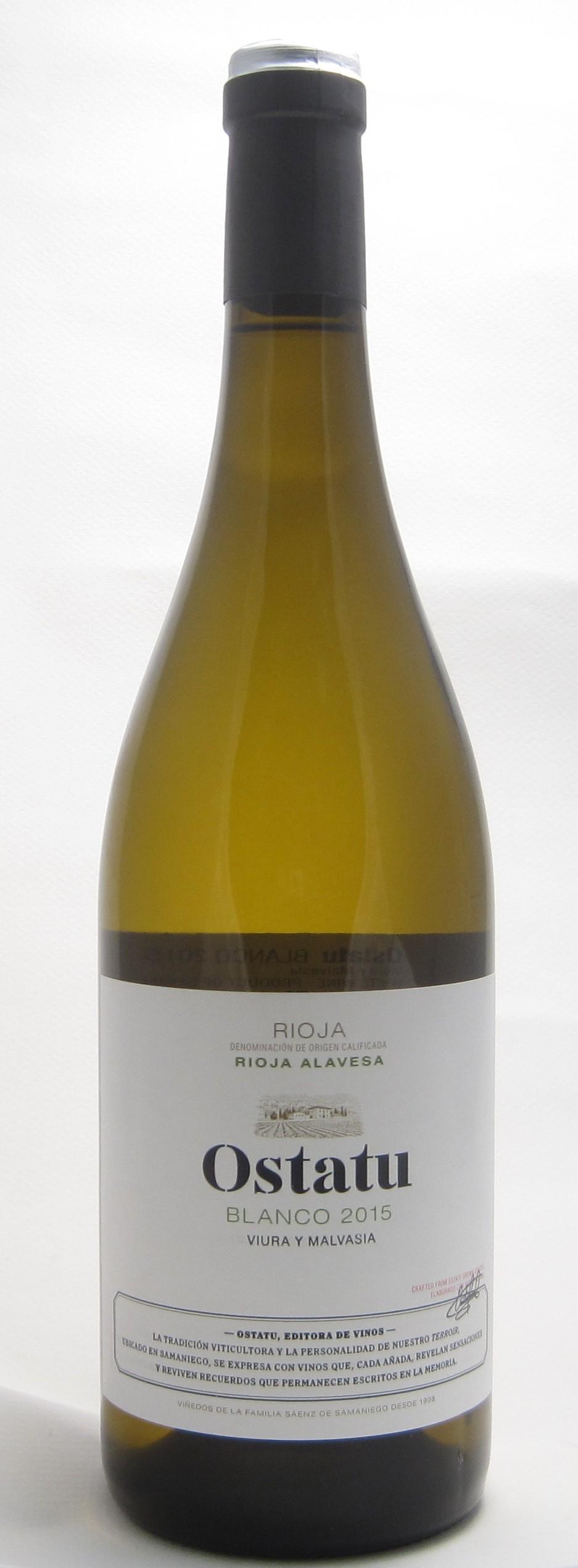Bodegas Ostatu Rioja Blanco