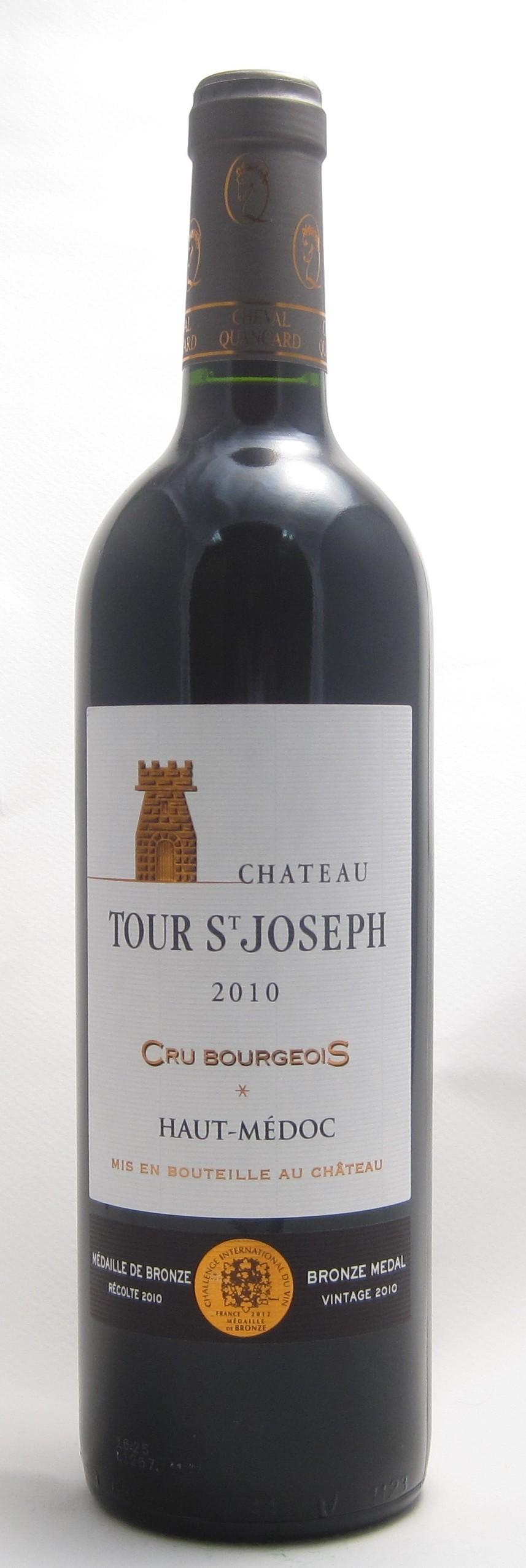 Chateau Tour St. Joseph Haut Médoc