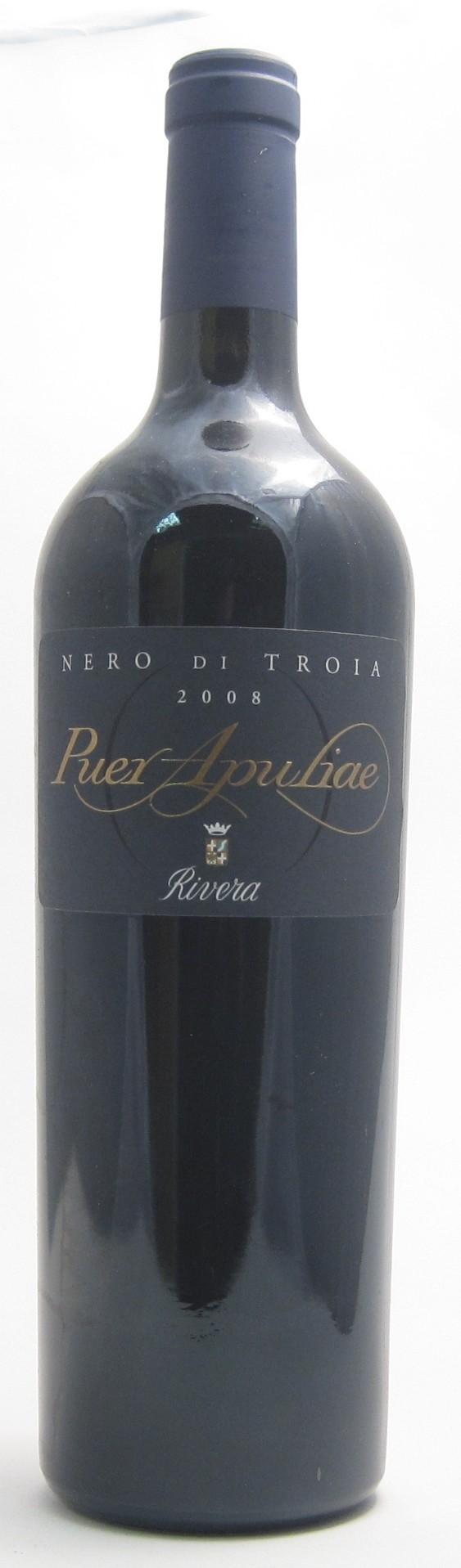Rivera Puer Apuliae Nero di Troia