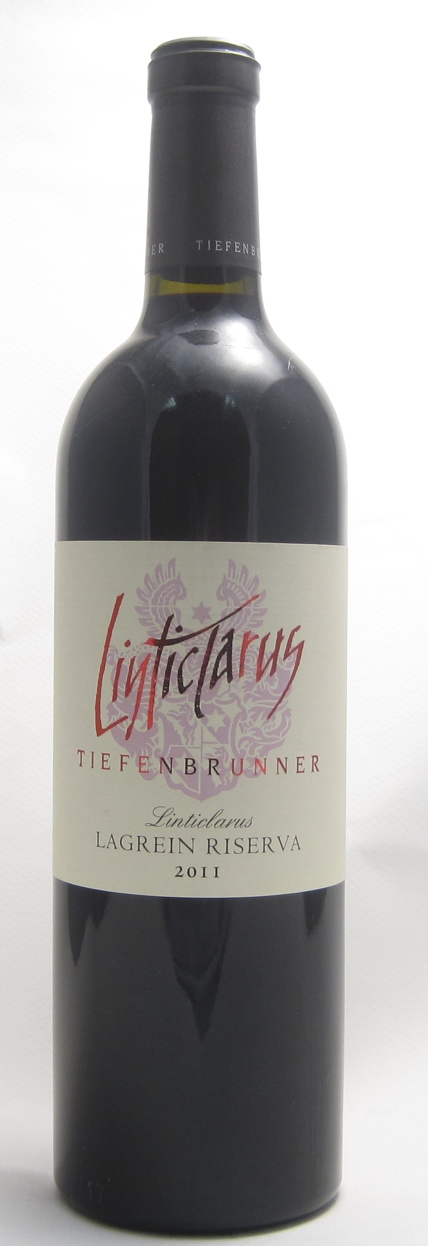 Tiefenbrunner 'Linticlarus' Lagrein Riserva