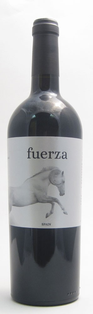Bodegas Ego Fuerza Spanish red wine