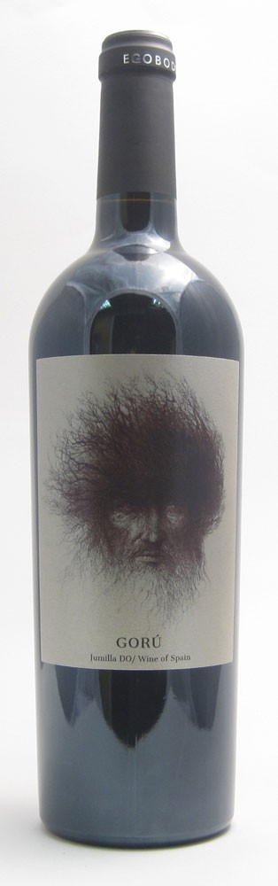 Bodegas Ego Goru Spanish red wine