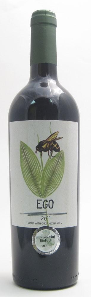 Bodegas Ego Organic Monastrell Spanish red wine