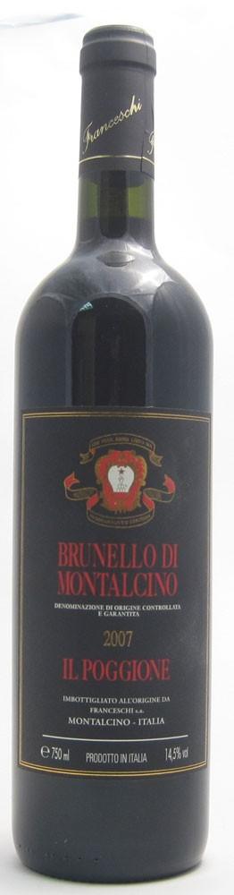 Il Poggione Brunello Di Montalcino Italian red wine