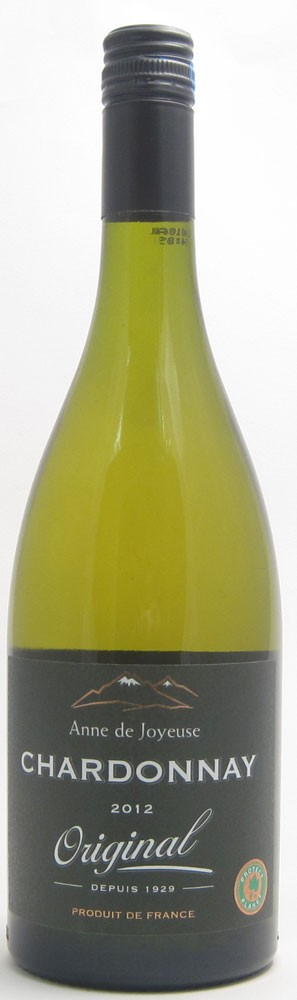 Anne De Joyeuse Chardonnay French white wine