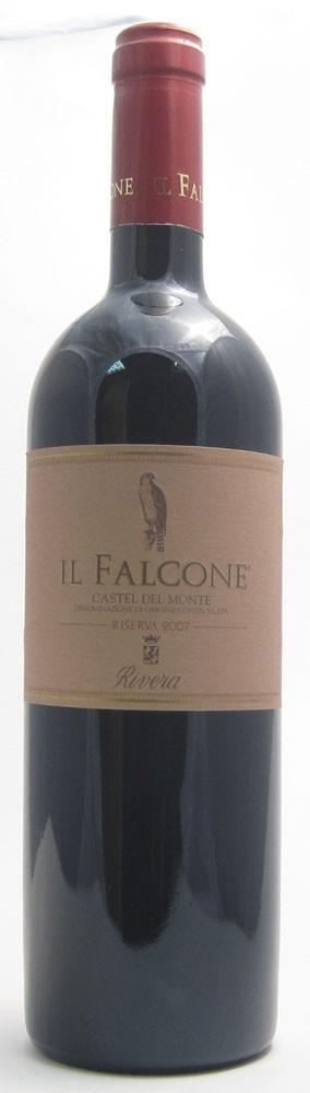 Rivera Il Falcone Italian red wine