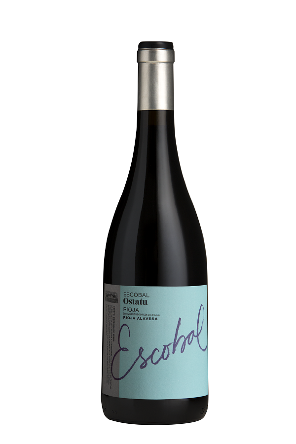 Bodegas Ostatu 'Escobal' Organic Rioja