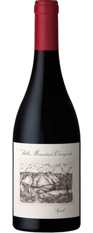 Fable Mountain Vineyards Syrah
