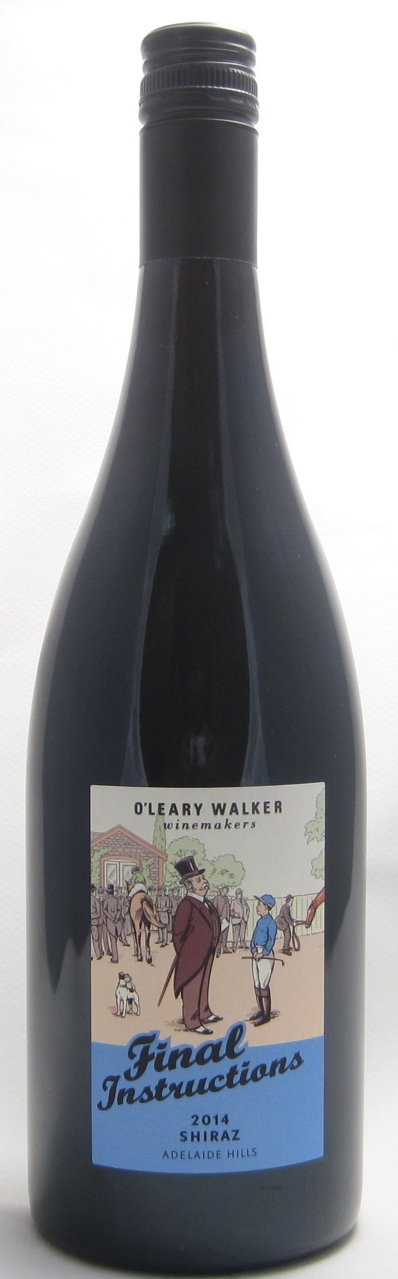 O'Leary Walker 'Final Instructions' Shiraz