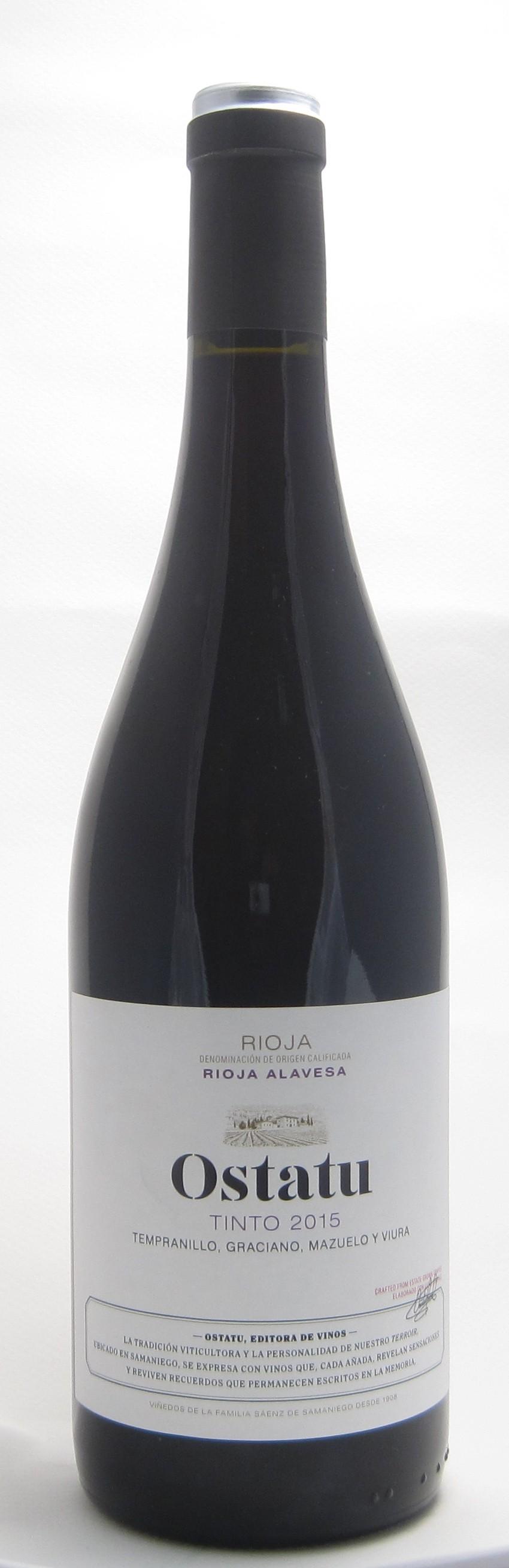 Bodegas Ostatu Rioja Tinto