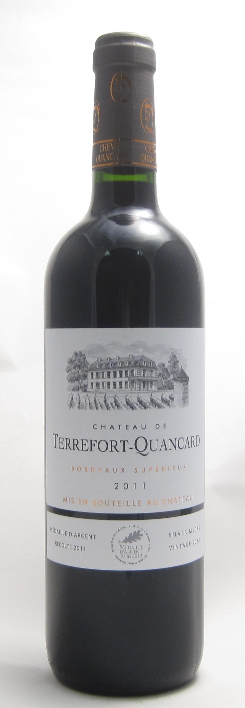 Chateau Terrefort Quancard