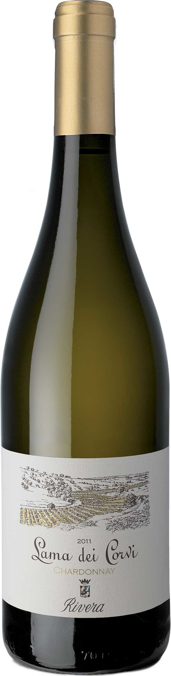 Rivera 'Lama dei Corvi' Chardonnay