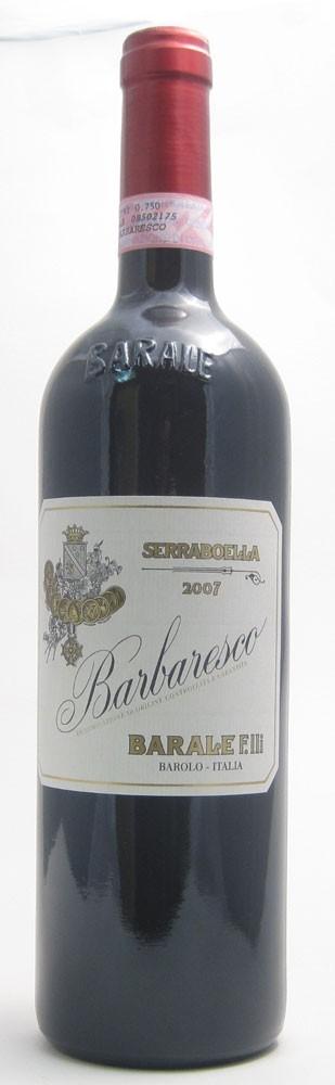 Barale Barbaresco Italian red wine