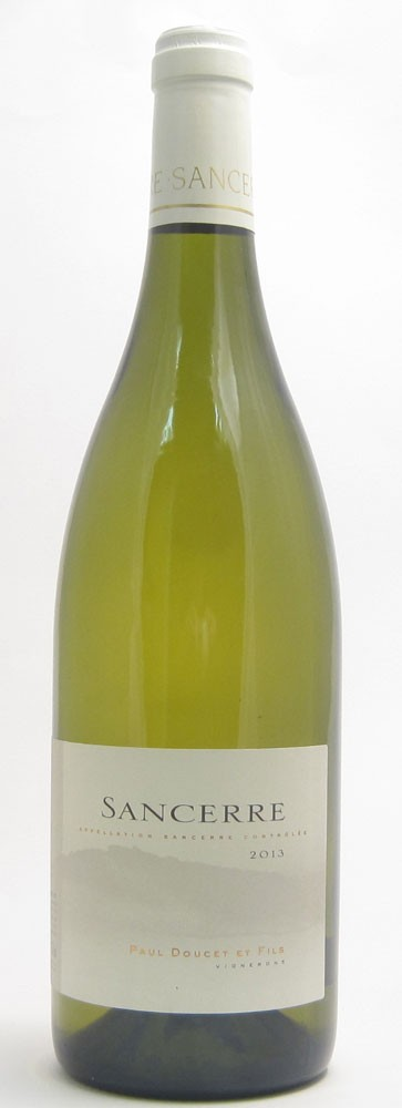 Doucet Sancerre French white wine