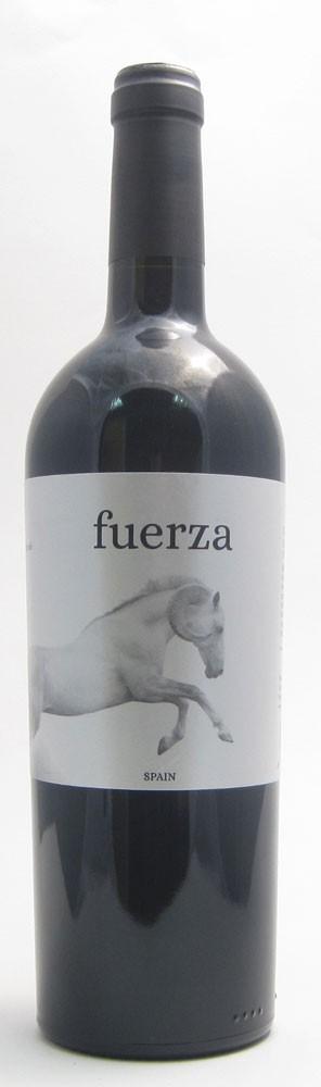 Bodegas Ego Fuerza Spanish red wine