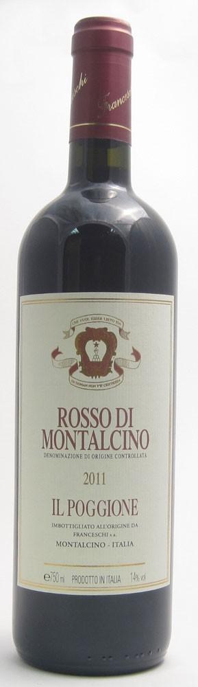 Il Poggione Rosso Di Montalcino Italian red wine