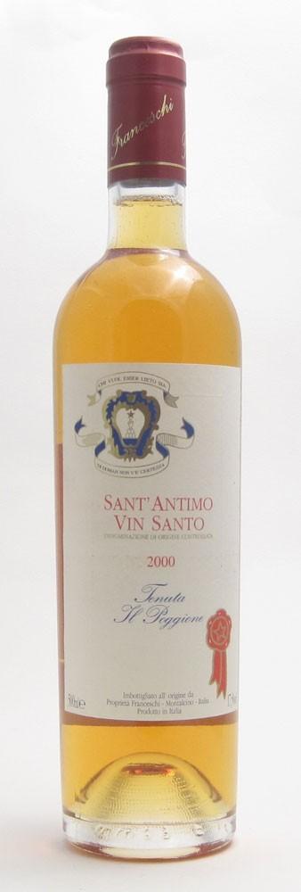 Il Poggione Vin Santo Italian sweet wine wine