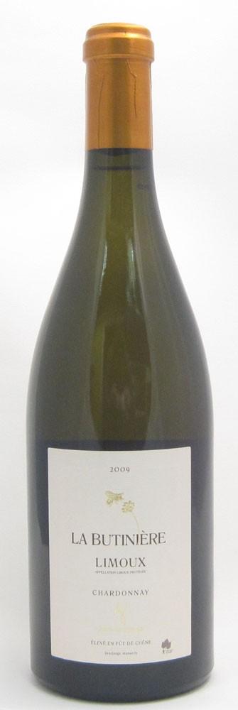 Anne De Joyeuse La Butiniere Chardonnay French white wine
