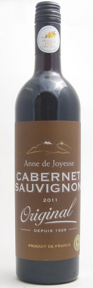 Anne De Joyeuse Cabernet  French red wine