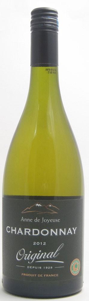 Anne De Joyeuse Chardonnay French white wine
