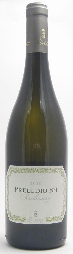 Rivera Preludio No.1 Chardonnay Italian white wine