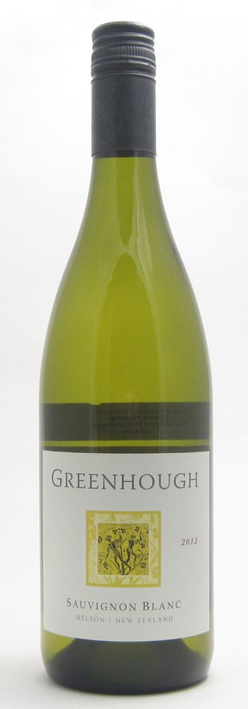 Greenhough Sauvignon Blanc  New Zealand white wine