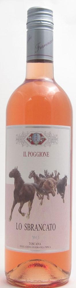 Il Poggione Toscana Rose Italian rose wine