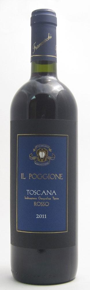 Il Poggione Toscana Rosso Italian red wine