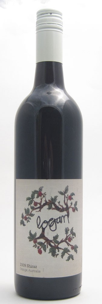 Logan Shiraz Australian red wine