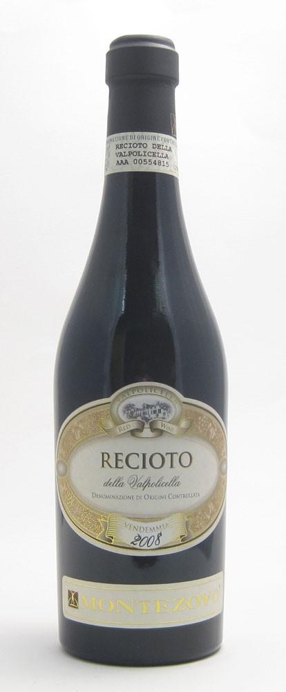 Monte Zovo Recioto Italian sweet wine wine