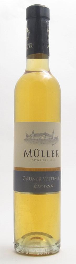 Muller Eiswein Austrian sweet wine wine