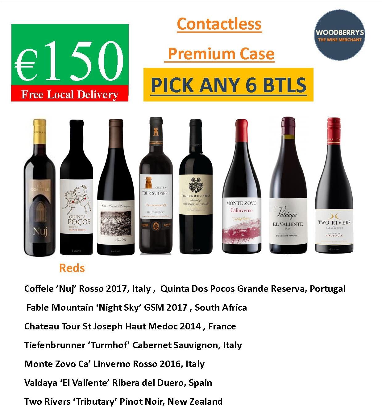 150E Wines Case