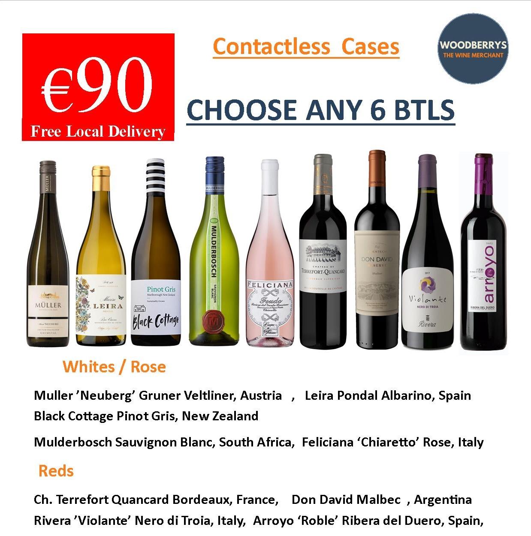 90E Choose any bottle case